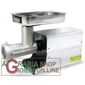 LEONARDI ELECTRIC MEAT MINCER WITH LACQUERED 22 HP. 1 NIPLOY