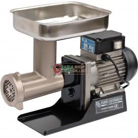LEONARDI PROFESSIONAL ELECTRIC MEAT MINCER N. 12 HP. 0.5 WATT
