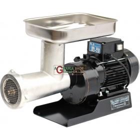 LEONARDI PROFESSIONAL ELECTRIC MEAT MINCER N. 32 HP. 1.5 WATT 1000 TINNED