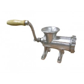 LEONARDI MANUAL MEAT MINCER 22 TINNED