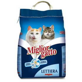 LITTER FOR CAT KG.5 MORANDO