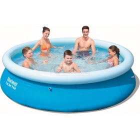 BESTWAY 57273 SELF-SUPPORTING POOL FAST SET CM.366x76h.