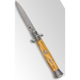 LINDER SNAP KNIFE OLIVE HANDLE 303421