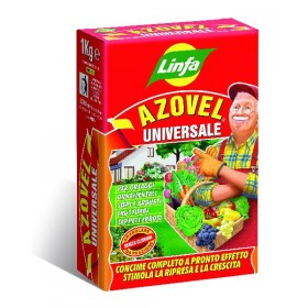 LYMPH AZOVEL UNIVERSAL FERTILIZER KG. 1