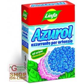 LINFA AZUROL CONCIME AZZURRANTE PER ORTENSIE GR. 750