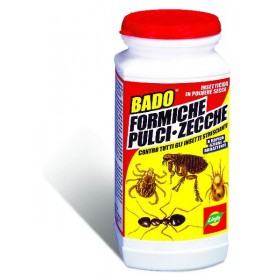 LYMPH BADO ANTI FLEAS FORMULA TICKS AND CRAWLING INSECTS IN POWDER FROM KG. 1