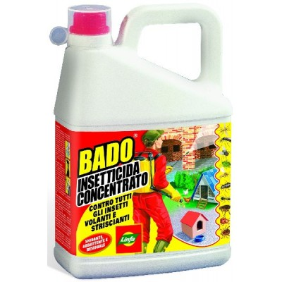 LYMPH BADO CONCENTRATED INSECTICIDE ANTI MOSQUITOES AGAINST ALL