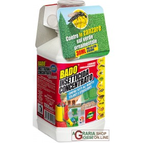 LYMPH BADO CONCENTRATED INSECTICIDE ANTI-MOSQUITO TREATMENT lt. 1