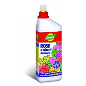 LYMPH LIQUID FERTILIZER FOR ROSES AND FLOWER SHRUBS KG. 1