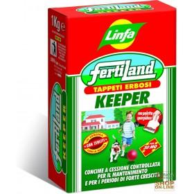 LYMPH FERTILAND KEEPER FERTILIZER FOR LAWN CARPETS KG. 2.5