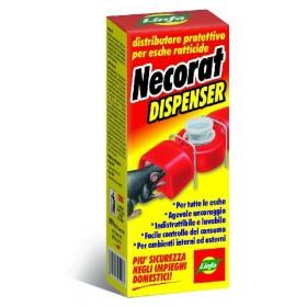 LYMPH NECORAT DISPENSER DISTRIBUTOR FOR HACCP TOPICIDE BAITS