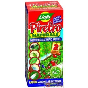 LINFA PIRETRO NATURALE INSETTICIDA AD AMPIO SPETTRO BIOLOGICO ML. 500