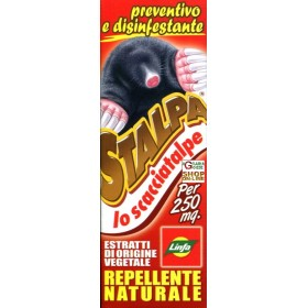 LYMPH REPELLENT STALPA THE SCACCIA MALE ML. 250