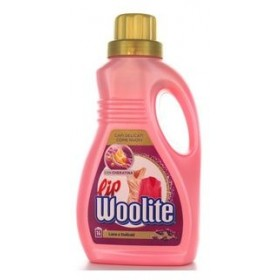 LIP WOOLITE HAND LAUNDRY DETERGENT AND LIQUID WASHING MACHINE WOOL AND DELICATE GARMENTS 16 LAV. LT. 1
