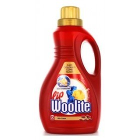 LIP WOOLITE HAND AND WASHING MACHINE DETERGENT LIQUID MIXCOLOR COLORED GARMENTS 25 LAV. LT. 1.5