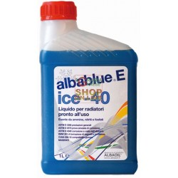 ALBABLUE ICE ANTIFREEZE LIQUID READY TO USE -40 DEGREES LT. 1