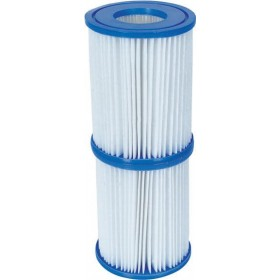 BESTWAY 58094 REPLACEMENT FILTER FOR SWIMMING POOL PUMP 2006/3028 LT / H PIECES 2