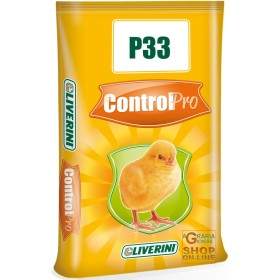 LIVERINI FEED FOR CHICKS FIRST PERIOD FROM 1 TO 28 DAY OF LIFE P33 KG. 15