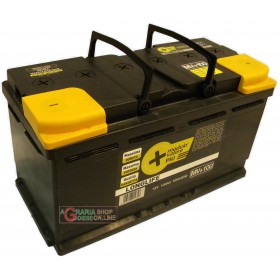 LONGLIFE CAR BATTERY 100Ah SEALED WITHOUT MAINTENANCE