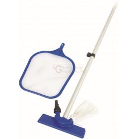 BESTWAY 58098 CLEANING KIT FOR SIMPLE POOL DIAMETER 457/549