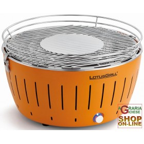 LOTUSGRILL LOTUS GRILL XL PORTABLE TABLE BARBECUE FOR OUTDOOR