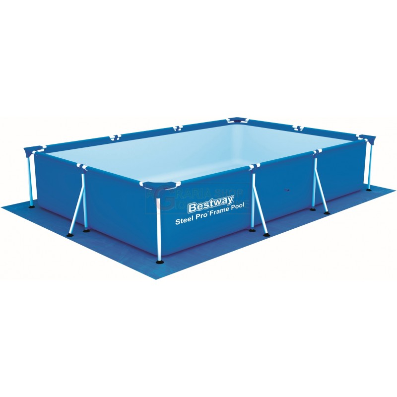 Bestway 58101 tappetino base per piscina rettangolare cm - Tappetino per piscina ...