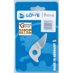 LOWE REPLACEMENT BLADE FOR LOWE SCISSOR 7