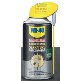 LUBRICANT WD40 FOR LOCKS CODE 39308 ML. 250