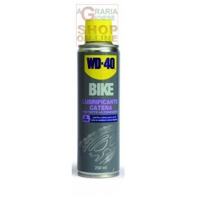 BIKE LUBRICANTS WD-40 MULTIPURPOSE SPRAY ML. 250