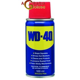 LUBRICANTS WD-40 SPRAY ML.100 WD40