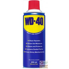 LUBRICANTS WD-40 SPRAY ML.200 WD40