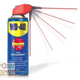 LUBRICANTS WD-40 SPRAY ML.500 WD40 DOUBLE POSITION