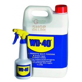 LUBRICANTS WD-40 TANK WITH DOSER LT. 5