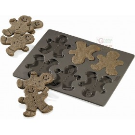LURCH MOLD FOR GINGERBREAD MEN LU 65014