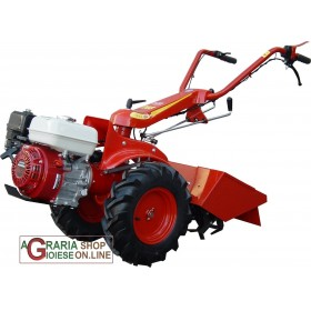 MAB MOTOCULTIVATOR 203 WITH HONDA GX160 HP PETROL ENGINE. 5,5