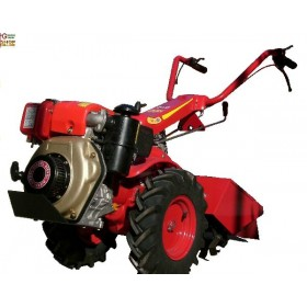 MAB MOTOCULTIVATOR 203 WITH KAMA DIESEL ENGINE 50 HP. 5 CV