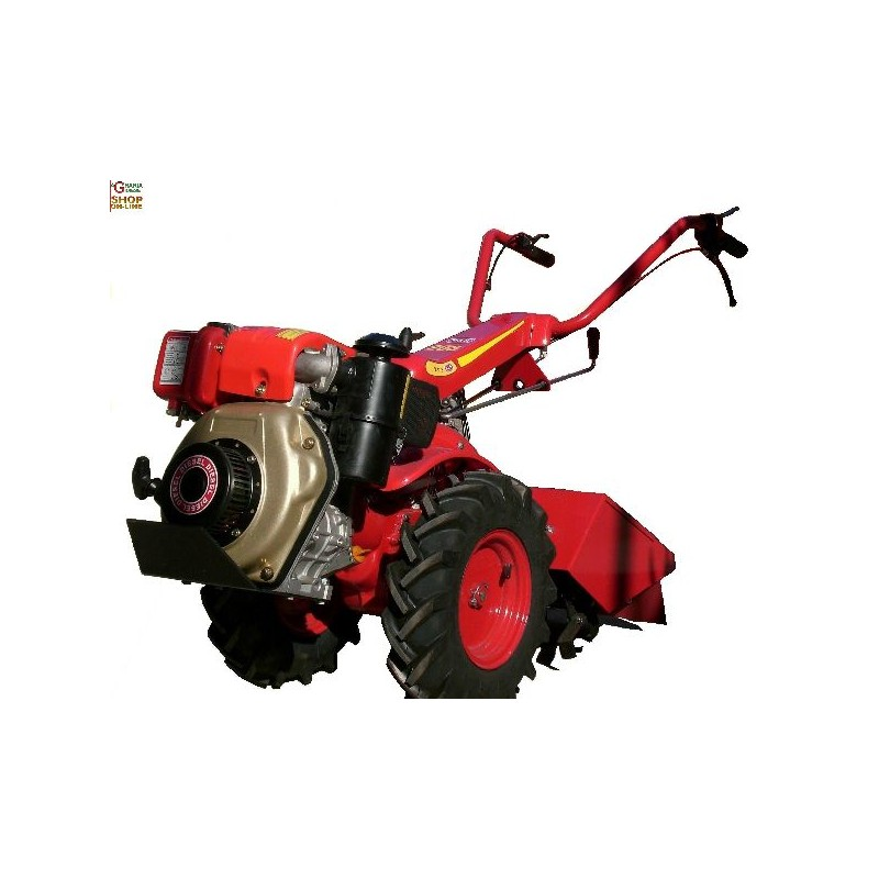 Motocoltivatori mab trattorini trattori motozappe for Motocoltivatore mira