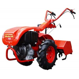 MAB MOTOCULTIVATOR 210 WITH LOMBARDINI HP ENGINE. 10 HP CUTTER CM. 90