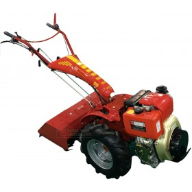 MAB MOTORCULTIVATOR 210 WITH YAMAKAA HP ENGINE. 10 HORSES WITH TILLING CM. 75