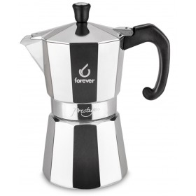 Macchina del caffè caffettiera Miss Moka Prestige 690G 9 tazze