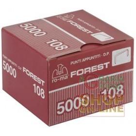 MAESTRI POINTED POINTS FOR STAPLER ART. 108 CONF. PZ. 5000