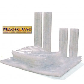 MAGIC VAC EMBOSSED ROLL FOR VACUUM 15X6 MT. CF. 4 ROLLS