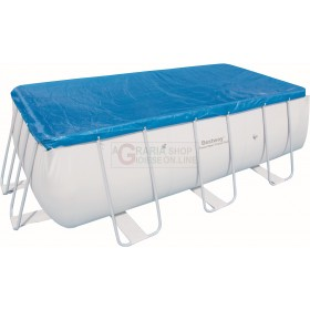 BESTWAY 58232 RECTANNGULAR POOL COVER COVER CM. 404x201