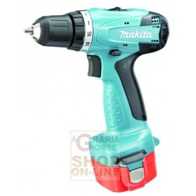 MAKITA BATTERY DRILL 6271 DWPE 12 V WITH 2 BATTERIES
