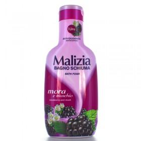 MALIZIA BLACKBERRY AND MOSS BATH gel ml. 1000