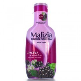 MALIZIA BLACKBERRY AND MOSS BUBBLE ml. 1000