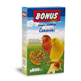 CANARY FEED SD1 BONUS GOLD GR. 800