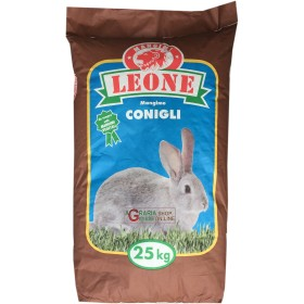 FEED RABBITS SINGLE CYCLE FARM KG. 25 LION