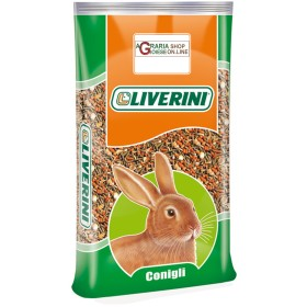 FOOD RABBITS MIX CARROT WITH CARROT KG. 20