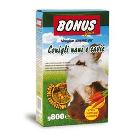 FOOD PREMIUM DWARF RABBITS GR. 600 BONUS